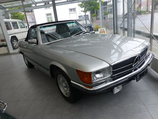 Mercedes-Benz 280 SL 16'500 km CHF76'500 - kaufen auf carforyou.ch - 1