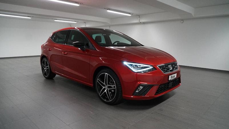 SEAT Ibiza 1.0 TSI 110 FR DSG 5 km 23'900 CHF - buy on carforyou.ch - 1