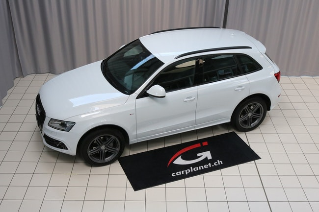 Audi Q5 2.0 TDI quattro S-Tronic S-Line 107'100 km 26'500 CHF - acheter sur carforyou.ch - 1