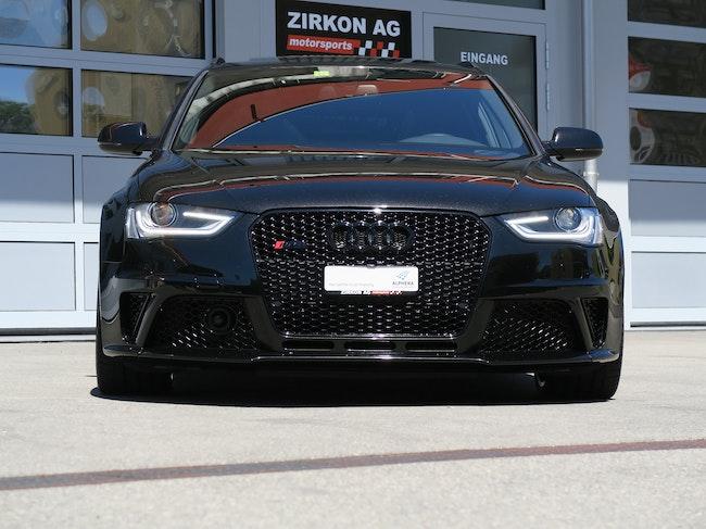 Audi S4 / RS4 RS4 Avant 4.2 V8 FSI quattro S-Tronic 85'500 km 45'800 CHF - acheter sur carforyou.ch - 1