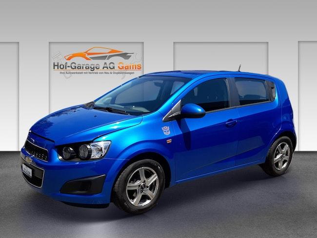 Chevrolet Aveo 1.4 LT 120'070 km 4'600 CHF - acheter sur carforyou.ch - 1