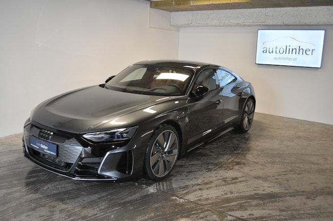 Audi e-tron GT RS e-tron GT quattro 2'000 km 155'900 CHF - buy on carforyou.ch - 1