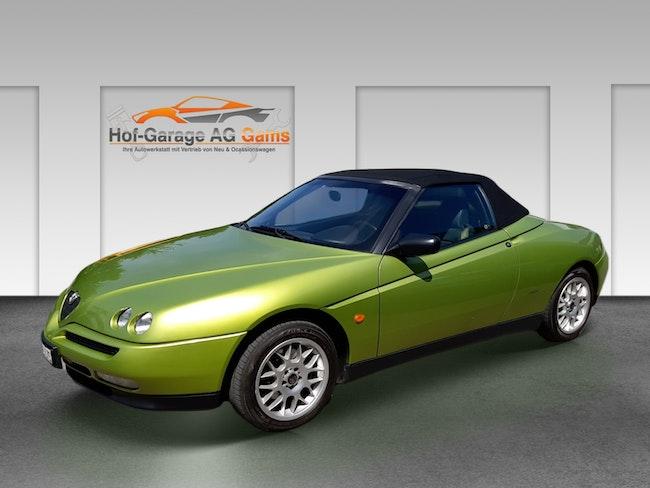 Alfa Romeo Spider 3.0 V6 102'800 km 9'980 CHF - buy on carforyou.ch - 1
