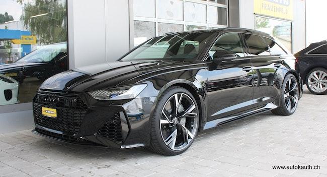 Audi RS6 Avant 4.0 TFSI V8*Keramik,ALL BLACK* 61 km 159'500 CHF - kaufen auf carforyou.ch - 1