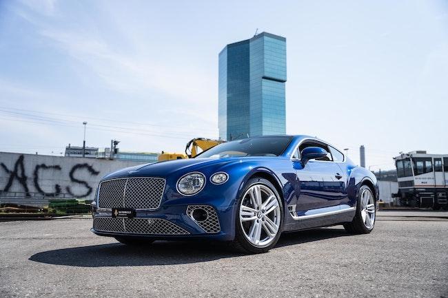 Bentley Continental GT 6.0 W12 4'900 km 219'000 CHF - acheter sur carforyou.ch - 1
