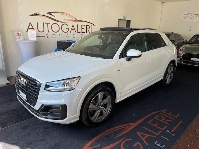 Audi Q2 2.0 TDI sport quattro S-tronic * CH * 4J. Garantie * PANORAMA * S Line Sportpaket * 49'000 km 33'800 CHF - acquistare su carforyou.ch - 1