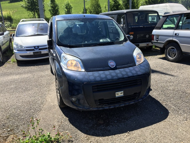 Fiat Qubo 1.4 Dynamic 179'000 km CHF5'000 - acheter sur carforyou.ch - 1