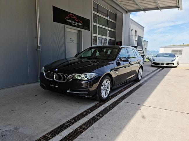 BMW 5er 520d Touring Steptronic 141'900 km 14'950 CHF - acquistare su carforyou.ch - 1