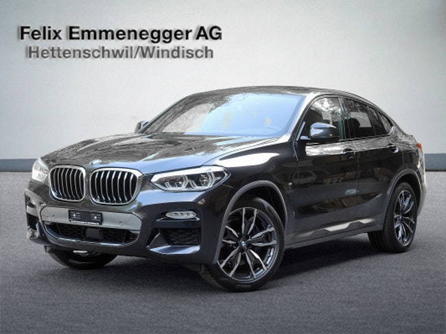 BMW X4 xDrive 20d M Sport X 19'950 km 53'500 CHF - acheter sur carforyou.ch - 1