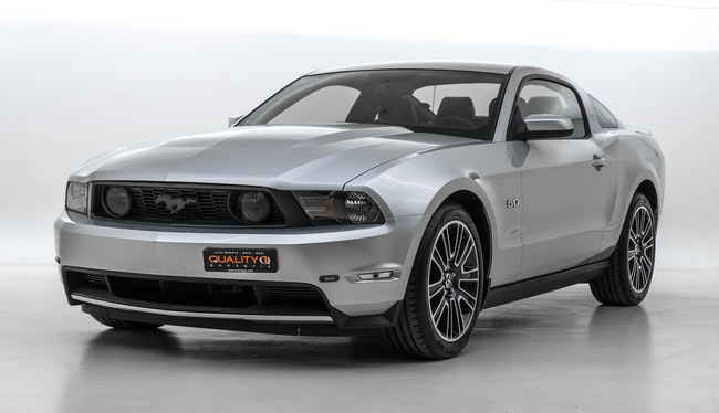 Ford Mustang GT 121'000 km 24'900 CHF - acquistare su carforyou.ch - 1