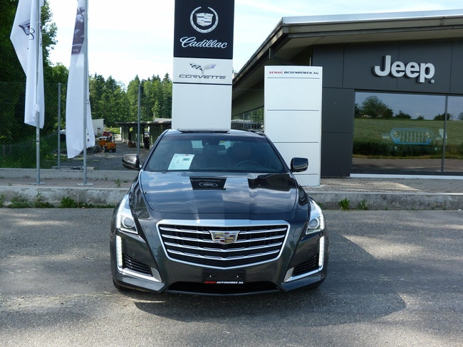 Cadillac CTS Sedan 2.0 Turbo Premium AWD Automatic 38'000 km 29'800 CHF - buy on carforyou.ch - 1