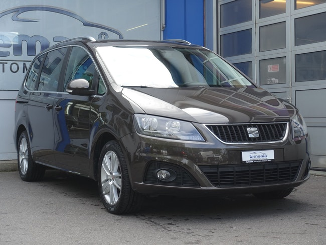 SEAT Alhambra 1.4 TSI Style ITECH Eco DSG 114'080 km 15'900 CHF - acheter sur carforyou.ch - 1
