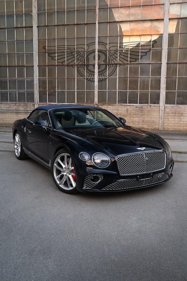 Bentley Continental GTC 6.0 W12 4'300 km 259'000 CHF - acheter sur carforyou.ch - 1