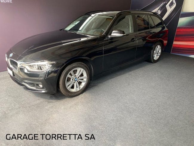BMW 3er 318d Touring 61'000 km CHF21'900 - buy on carforyou.ch - 1