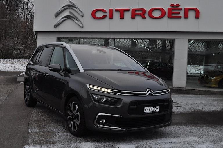 Citroën C4 Grand Spacetourer 1.2 PureTech Shine 12'000 km CHF29'990 - kaufen auf carforyou.ch - 1