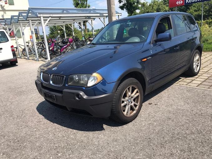BMW X3 30d 360'500 km CHF2'990 - buy on carforyou.ch - 1