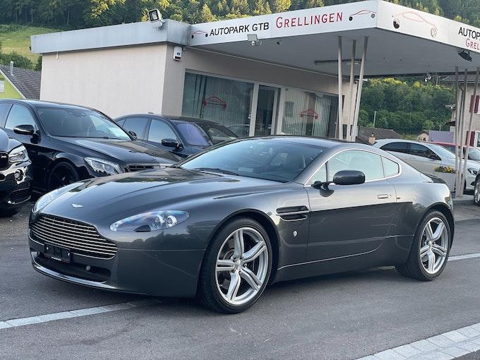 Aston Martin V8/V12 Vantage V8 Vantage 4.7 Sportshift 29'700 km CHF54'900 - buy on carforyou.ch - 1