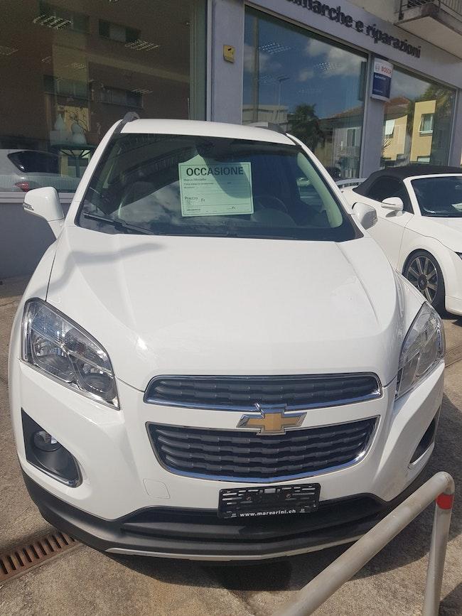 Chevrolet Trax 1.4 T LT 4WD 98'300 km 7'900 CHF - kaufen auf carforyou.ch - 1