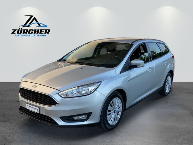 Ford Focus 1.0 SCTi Trend 49'000 km 12'900 CHF - buy on carforyou.ch - 1