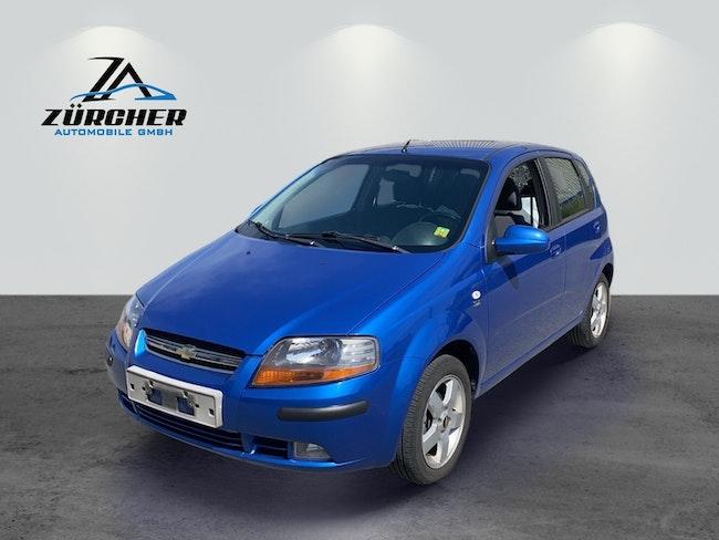 Chevrolet Kalos 1.4 16V SX 140'000 km 3'800 CHF - acheter sur carforyou.ch - 1