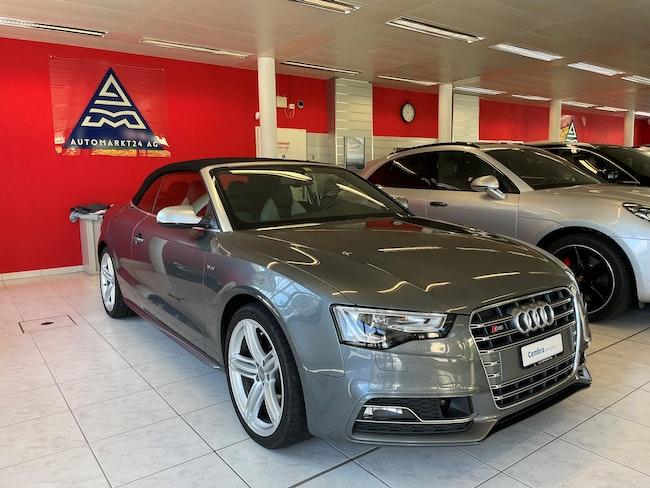 Audi S5 / RS5 S5 Cabrio 3.0 TFSI quattro S-tronic 76'000 km 31'900 CHF - kaufen auf carforyou.ch - 1