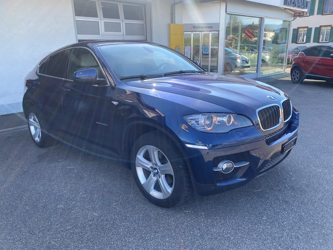 BMW X6 xDrive 30d Steptronic 127'000 km 23'800 CHF - buy on carforyou.ch - 1