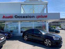 Audi S3 / RS3 RS3 Limousine 2.5 TSI quattro S-tronic 8'900 km CHF67'900 - acheter sur carforyou.ch - 3