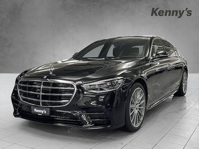 Mercedes-Benz S-Klasse S 400 d AMG Line 4matic lang 20 km CHF156'600 - acheter sur carforyou.ch - 1
