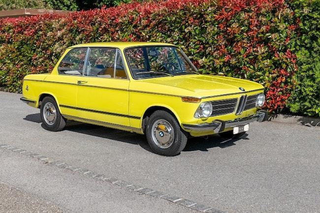BMW 2002 BMW 2002 31'392 km 48'000 CHF - acquistare su carforyou.ch - 1