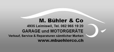 Garage M. Bühler & Co. logo