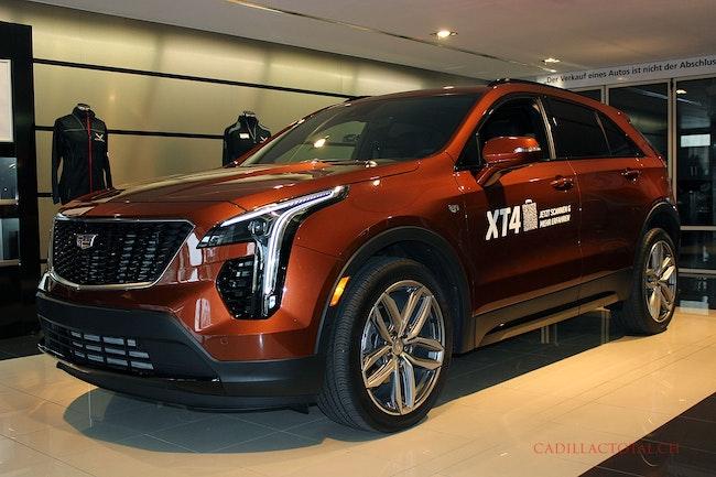Cadillac XT4 2.0 T Sport AWD 100 km 63'750 CHF - acquistare su carforyou.ch - 1