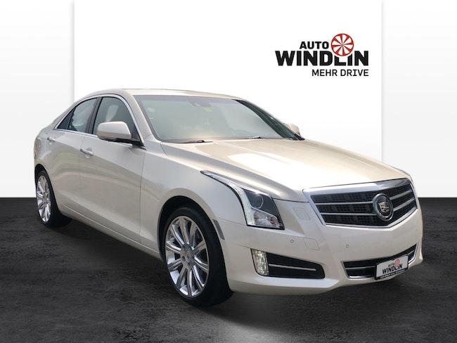 Cadillac ATS 2.0 T Premium AWD 49'600 km 21'900 CHF - kaufen auf carforyou.ch - 1