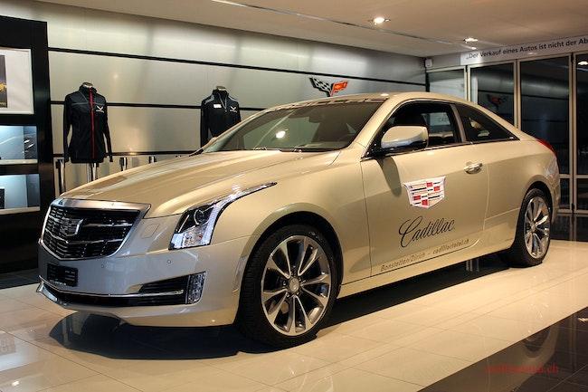 Cadillac ATS Coupé 2.0 T Premium AWD 49'900 km CHF29'000 - acheter sur carforyou.ch - 1
