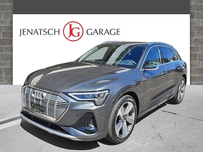 Audi e-tron 55 S Line quattro 12'000 km 78'900 CHF - kaufen auf carforyou.ch - 1