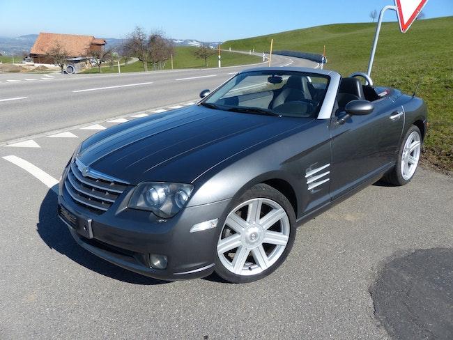 Chrysler Crossfire 3.2 V6 Roadster 87'500 km CHF9'900 - acquistare su carforyou.ch - 1