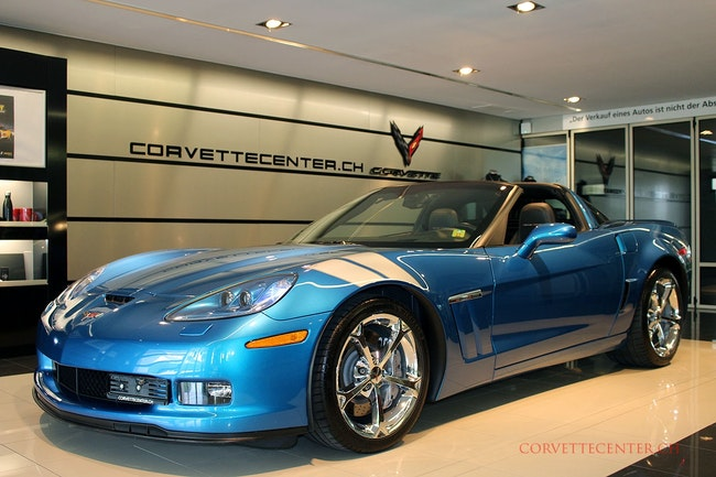 Chevrolet Corvette 6.2 V8 Grand Sport 24'500 km 46'900 CHF - kaufen auf carforyou.ch - 1