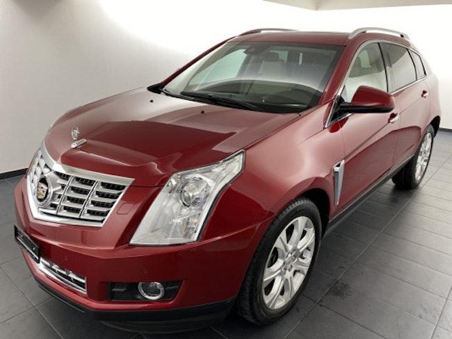 Cadillac SRX 3.6 V6 Sport Lux. 4WD 83'000 km 19'800 CHF - acheter sur carforyou.ch - 1