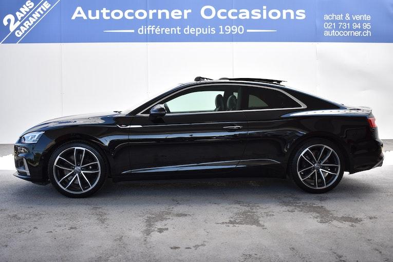 Audi S5 / RS5 S5 Coupé 3.0TFSI quattro 38'000 km CHF44'900 - buy on carforyou.ch - 1