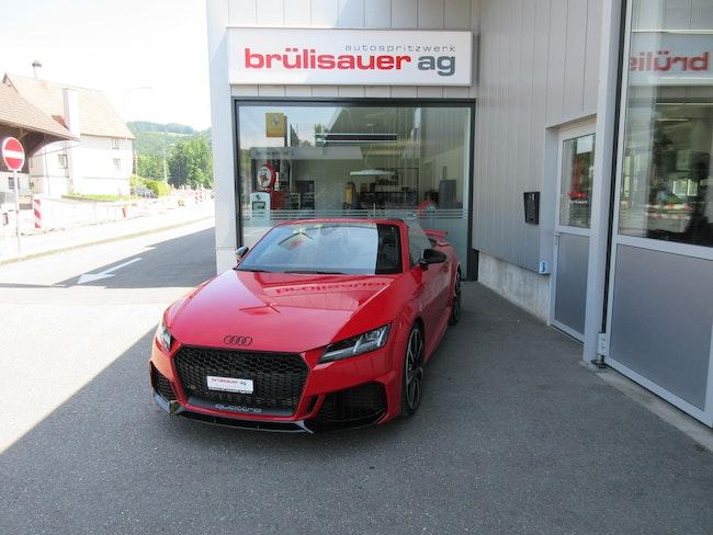 Audi TTS / TTRS TT Roadster TTRS S-tronic 27'500 km 66'900 CHF - buy on carforyou.ch - 1