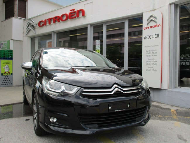 Citroën C4 1.2 Pure Tech Feel Edition Automatic 48'000 km 10'900 CHF - acquistare su carforyou.ch - 1