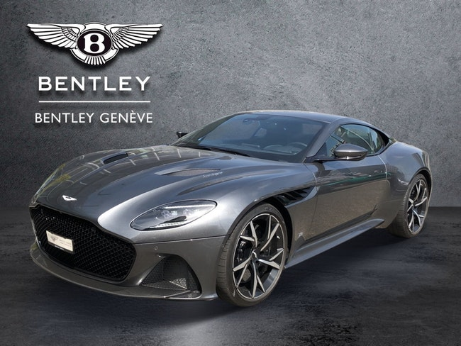 Aston Martin DBS Coupé Superleggera 6'250 km 264'900 CHF - kaufen auf carforyou.ch - 1