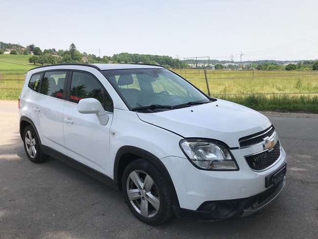 Chevrolet Orlando 2.0 VCDi LT Automatic 96'728 km 3'800 CHF - acquistare su carforyou.ch - 1