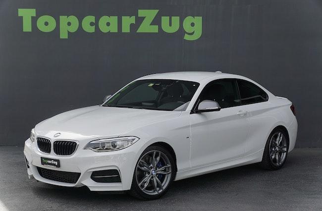 BMW 2er M235 M 235i Coupé **CH-Auslieferung-Gratis Service** 87'500 km 25'800 CHF - acheter sur carforyou.ch - 1