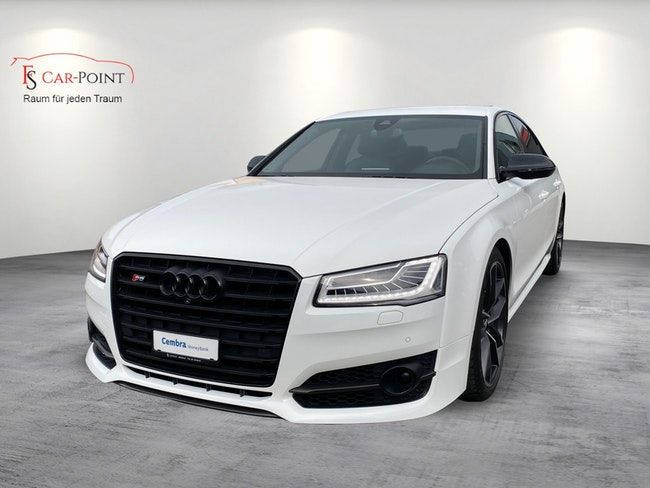 Audi S8 4.0 TFSI V8 plus quattro tiptronic 44'970 km 64'900 CHF - acquistare su carforyou.ch - 1