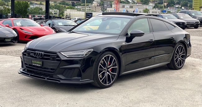 Audi A7 Sportback 50 TDI I 286 PS I S-LINE SPORT PAKET I quattro S-tronic 89'800 km 54'850 CHF - acquistare su carforyou.ch - 1