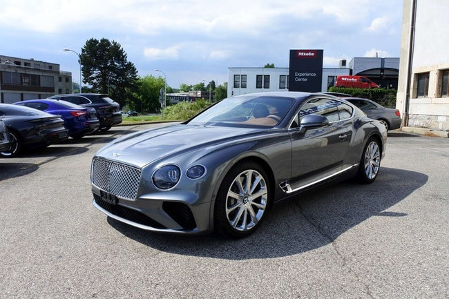 Bentley Continental GT 6.0 W12 25'500 km 178'900 CHF - acheter sur carforyou.ch - 1