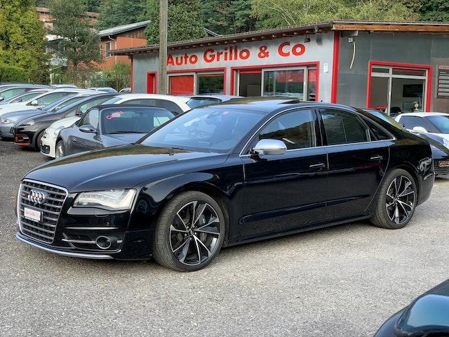Audi S8 4.0 TFSI V8 quattro tiptronic 128'000 km 38'500 CHF - acquistare su carforyou.ch - 1