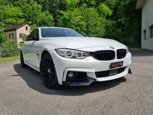 BMW 4er 435i Coupé xDrive M-Sport Line Steptronic 80'500 km 29'900 CHF - acheter sur carforyou.ch - 1
