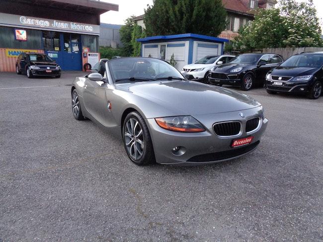 BMW Z4 2.5i Roadster 104'000 km 9'800 CHF - acquistare su carforyou.ch - 1
