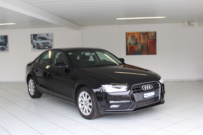 Audi A4 2.0 TDI 150 98'800 km 15'900 CHF - acheter sur carforyou.ch - 1